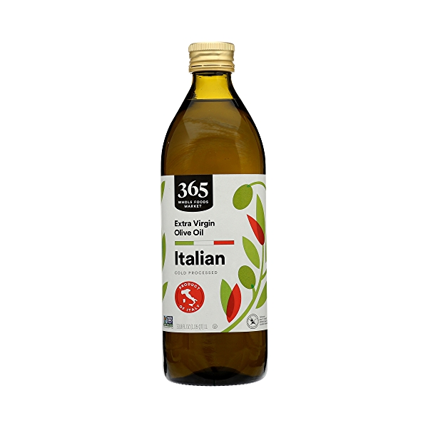 Extra Virgin Olive Oil - Cold Processed, Italian, 33.8 ml 3