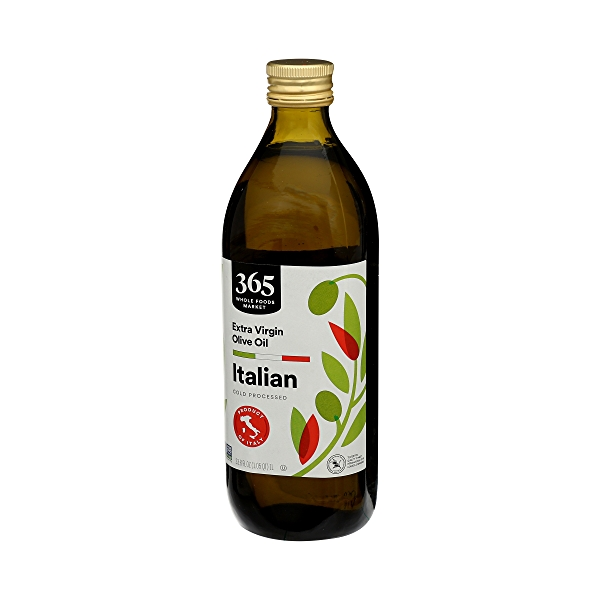 Extra Virgin Olive Oil - Cold Processed, Italian, 33.8 ml 4