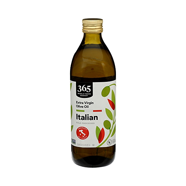 Extra Virgin Olive Oil - Cold Processed, Italian, 33.8 ml 1