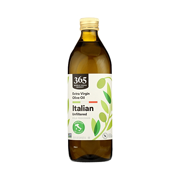 Extra Virgin Olive Oil - Cold Processed, Italian Unfiltered, 33.8 fl oz 3