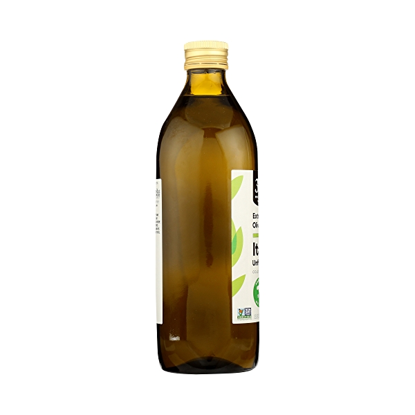 Extra Virgin Olive Oil - Cold Processed, Italian Unfiltered, 33.8 fl oz 5
