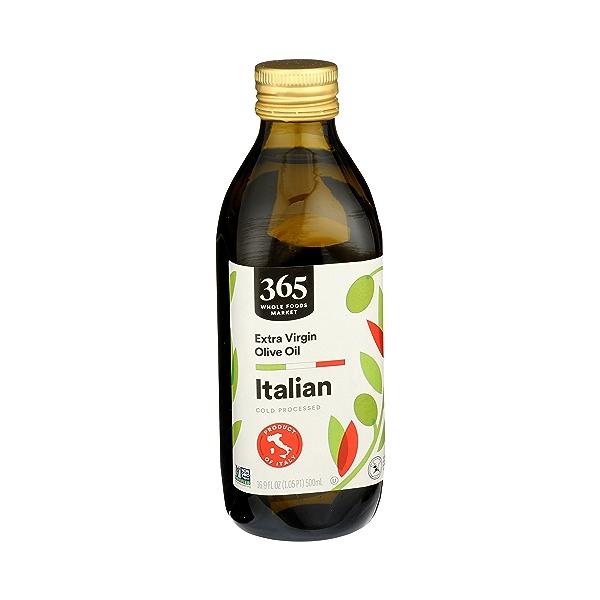 Extra Virgin Olive Oil - Cold Processed, Italian, 16.9 fl oz 2