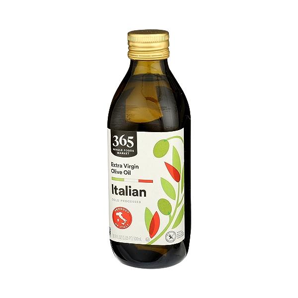 Extra Virgin Olive Oil - Cold Processed, Italian, 16.9 fl oz 4