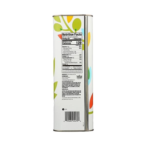 Extra Virgin Olive Oil - Cold Processed, Mediterranean Blend, 101.4 fl oz 8