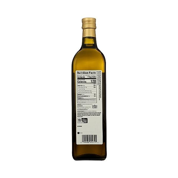 Organic Extra Virgin Olive Oil - Cold Processed, Mediterranean, 33.8 fl oz 7
