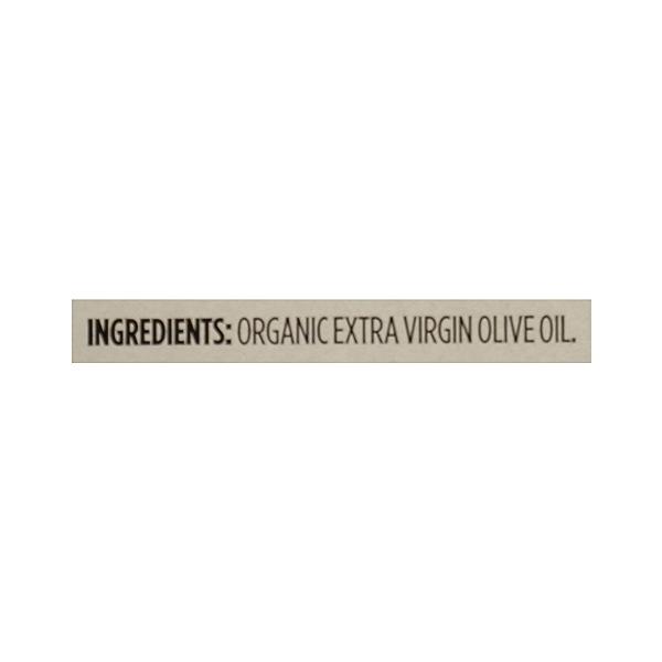 Organic Extra Virgin Olive Oil - Cold Processed, Mediterranean, 33.8 fl oz 12