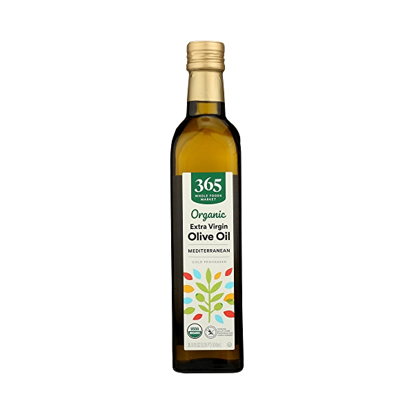 Organic Extra Virgin Olive Oil - Cold Processed, Mediterranean, 16.9 fl oz 3