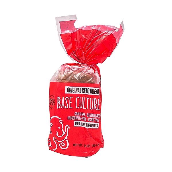 Keto Bread, 16 oz 1