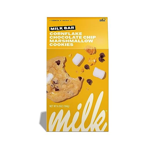 Cornflake Chocolate Chip Marshmallow Cookies, 6.5 oz 1