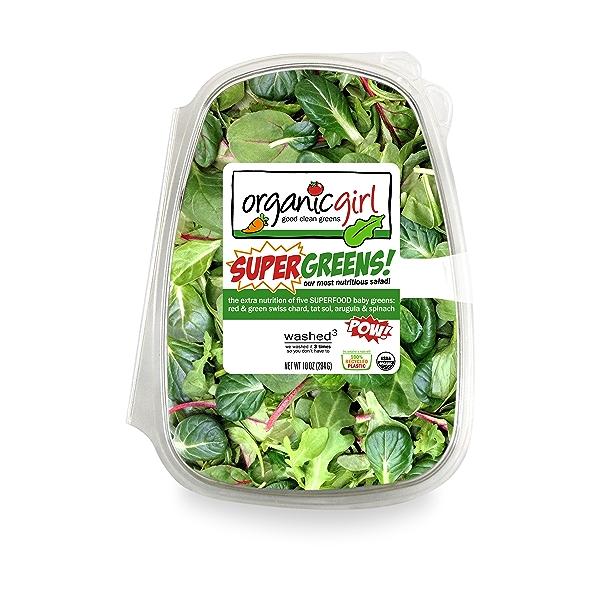 Supergreens, Salad 1