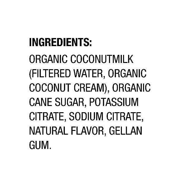 Organic Coconutmilk Creamer French Vanilla, 32 fl oz 2