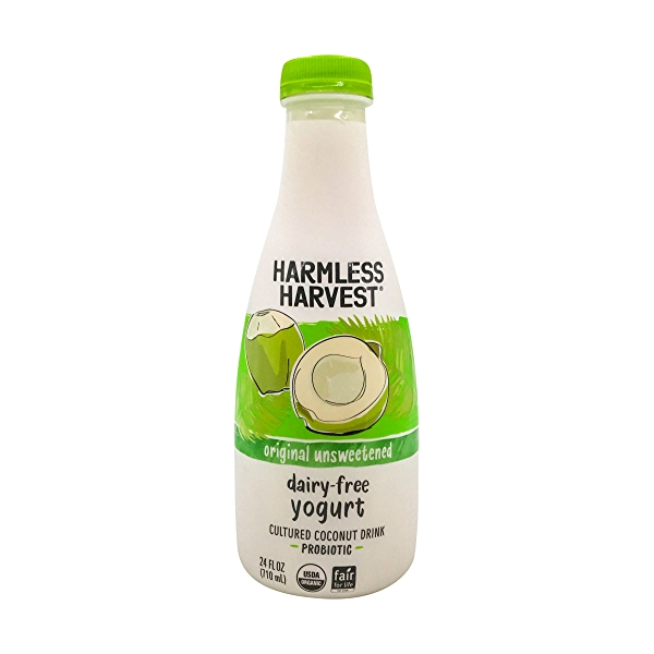 Unsweetened Coconut Yogurt Drink, 24 fl oz 1
