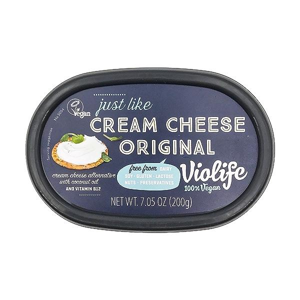 Just Like Original Cream Cheese, 7.05 oz 5