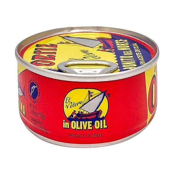 Tuna In Olive Oil 2