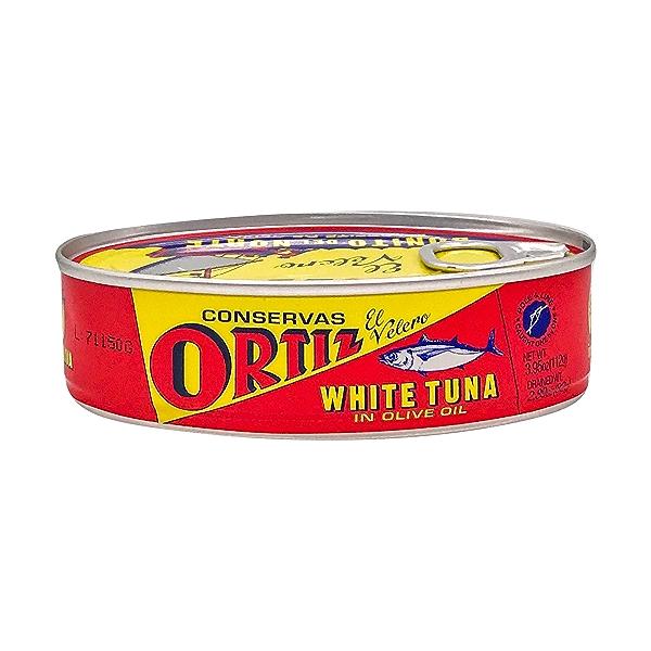 Tuna In Olive Oil 1