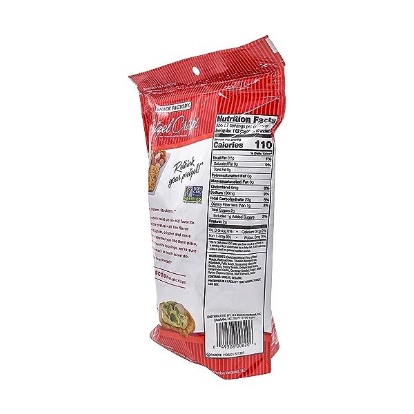 Everything Deli Style Pretzel Crisps®, 7.2 oz 2
