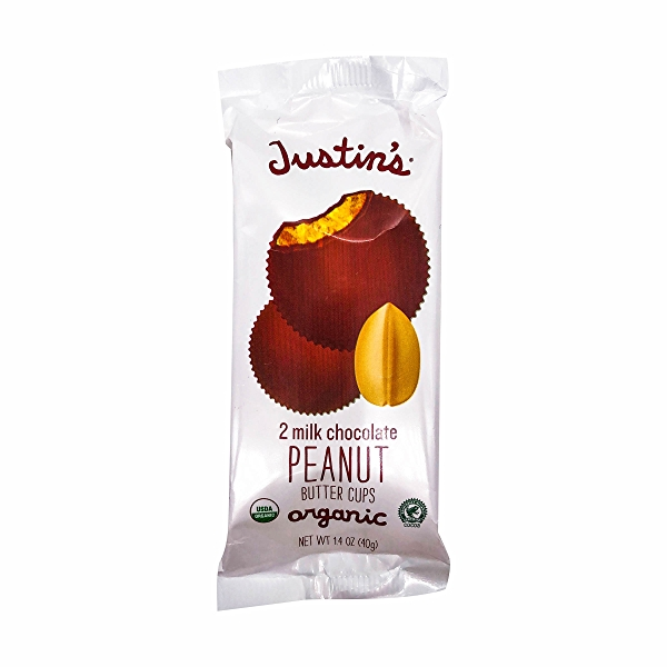 Organic Milk Chocolate Peanut Butter Cups, 1 each 1