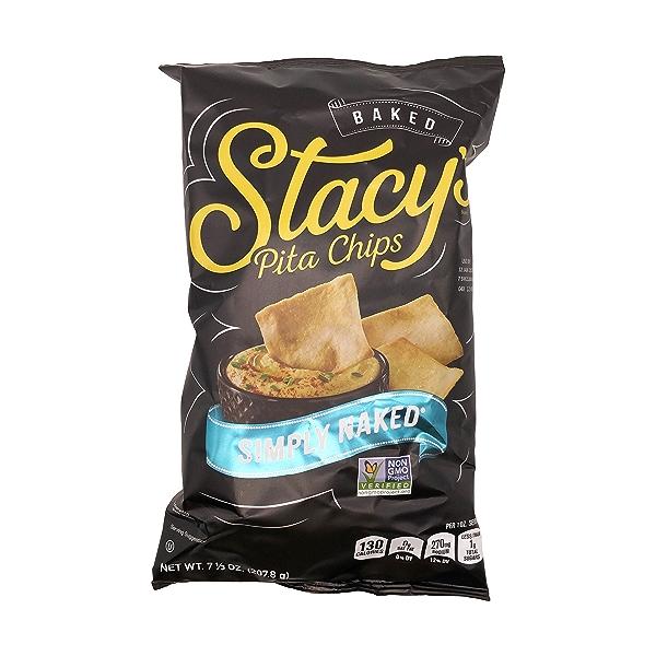 Simply Naked Pita Chips, 0.333 oz 1