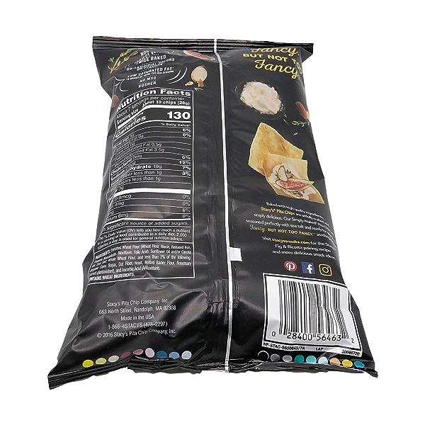 Simply Naked Pita Chips, 0.333 oz 3