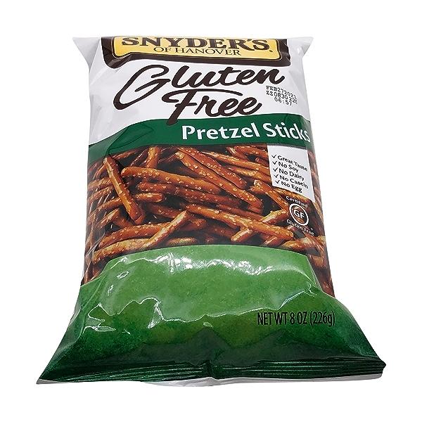 Gluten Free Pretzel Sticks, 8 oz 4