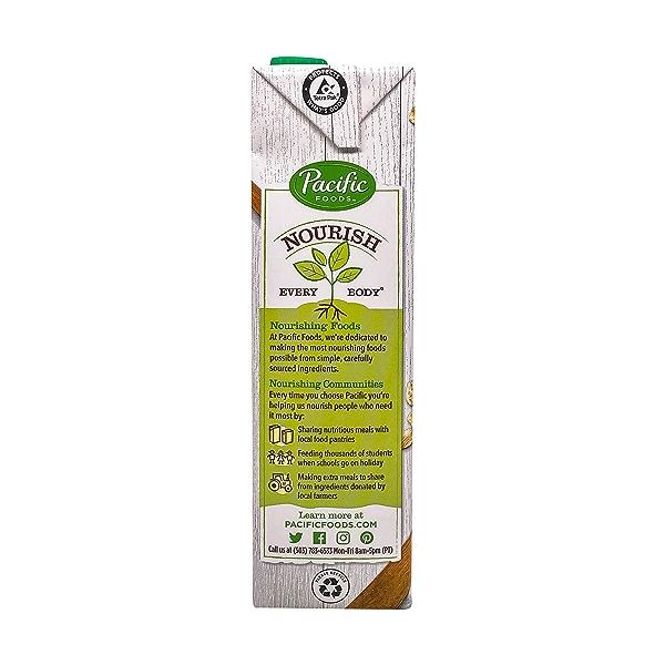 Pacific Natural Foods Organic Original Oat Beverage, 32 fl oz 4