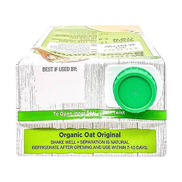 Pacific Natural Foods Organic Original Oat Beverage, 32 fl oz 5
