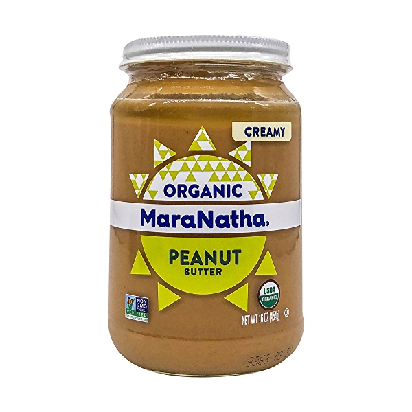 Organic No Stir Peanut Butter, 16 oz 1