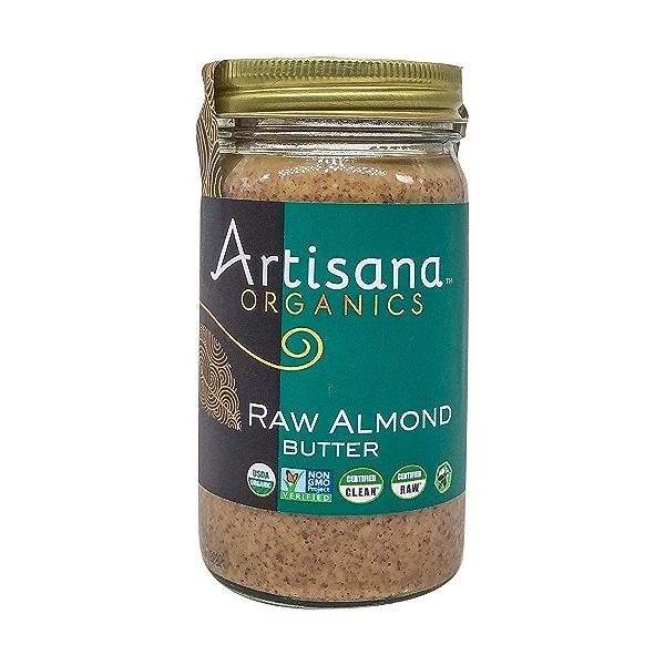 Raw Almond Nut Butter, 14 oz 1