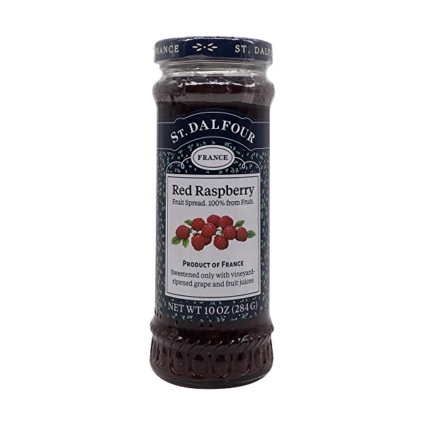 Red Raspberry Fruit Spread, 10 oz 1