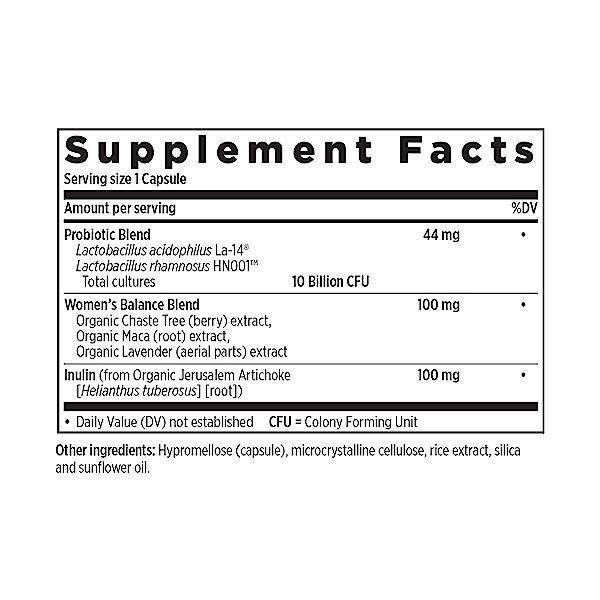 Women's Daily Probiotic, 30 capsule 2