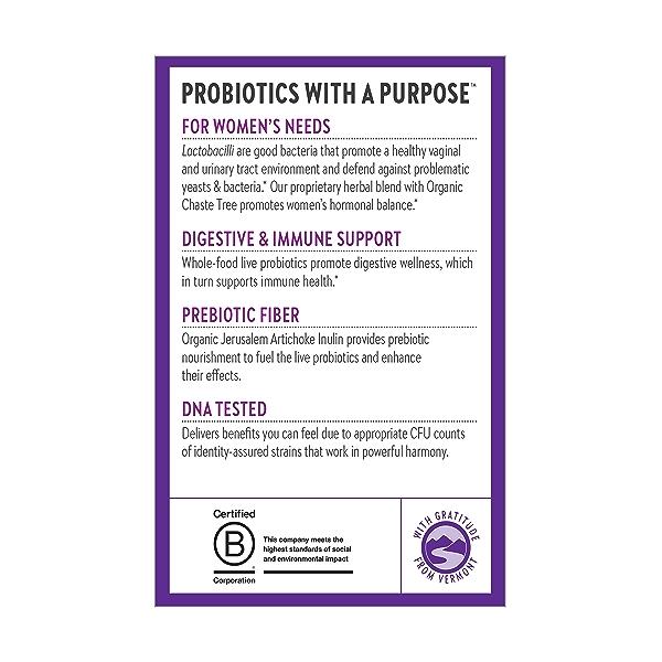 Women's Daily Probiotic, 30 capsule 5