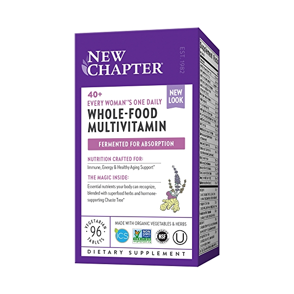 40+ Every Woman™'s One Daily Multivitamin, 96 tablets 1