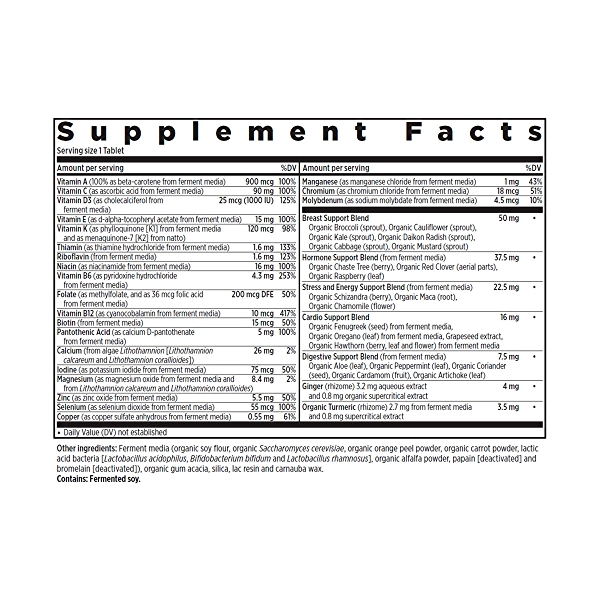40+ Every Woman™'s One Daily Multivitamin, 96 tablets 2