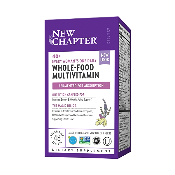40+ Every Woman™'s One Daily multivitamin, 48 tablets 1