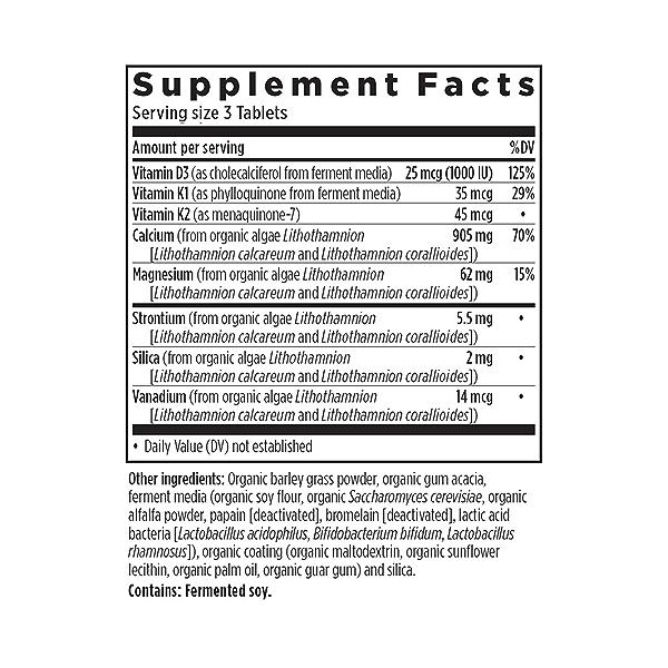 Bone Strength Take Care™, 120 tablets 2