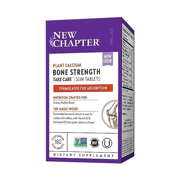 Bone Strength Take Care™, 180 tablets 1