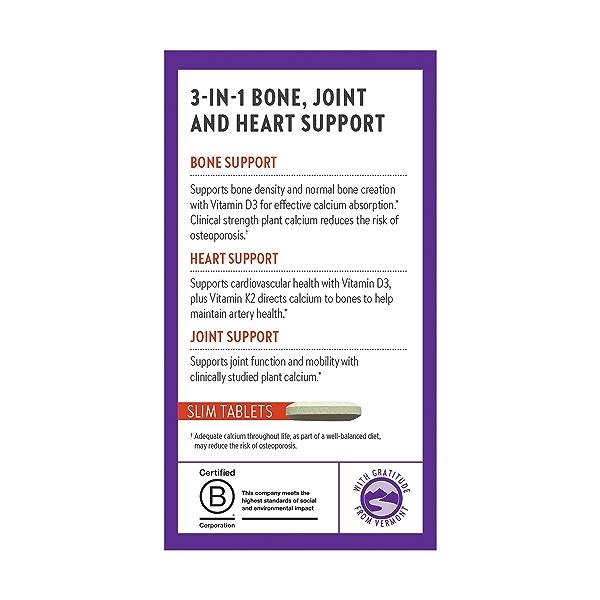 Bone Strength Take Care™, 180 tablets 3