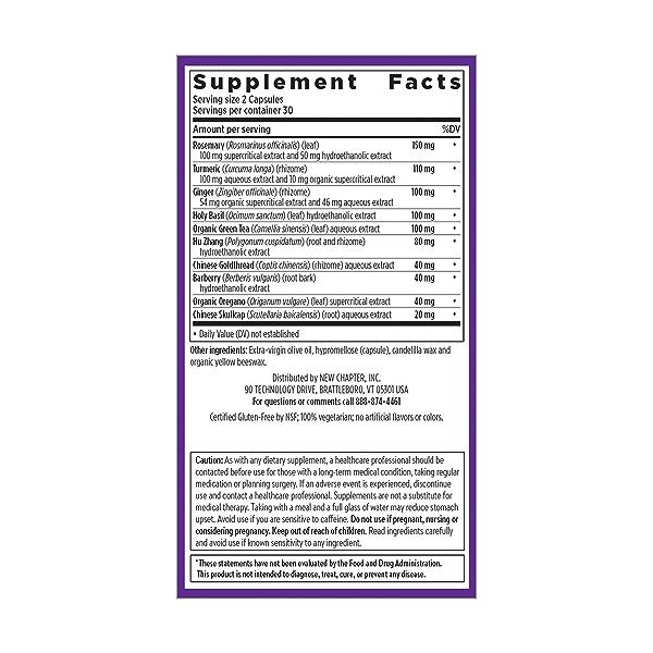 Zyflamend™, 60 capsules 5