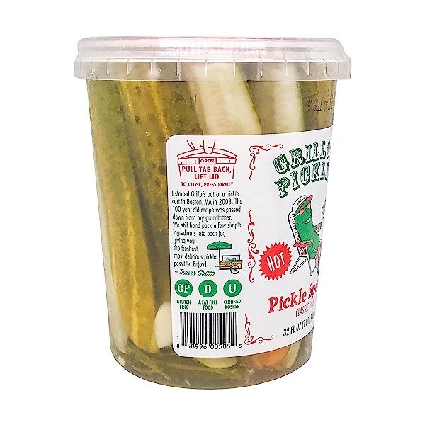 Hot Pickles, 32 fl oz 4