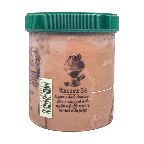 Organic Chocolate Mousse Gelaot, 1 pint 4