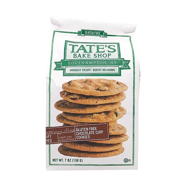 Gluten Free Chocolate Chip Cookies, 7 oz 1
