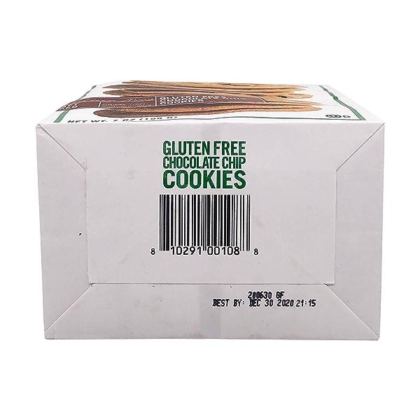 Gluten Free Chocolate Chip Cookies, 7 oz 5