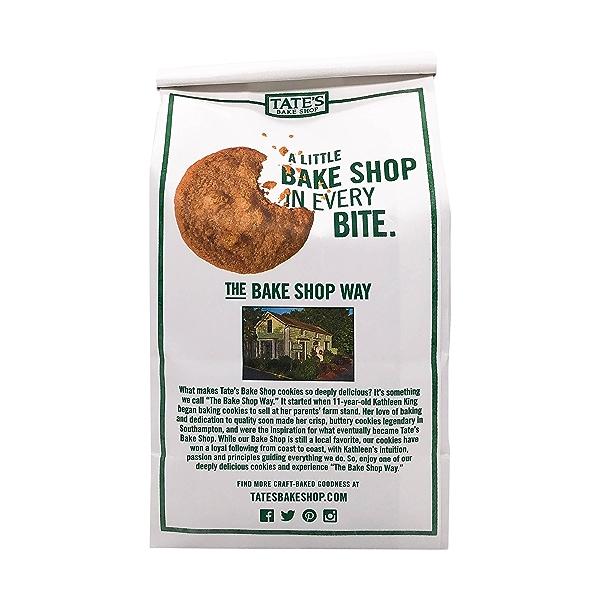 Gluten Free Ginger Zinger Cookies, 7 oz 3