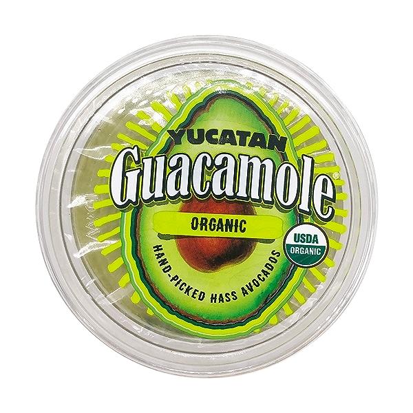 Organic Guacamole, 8 oz 5