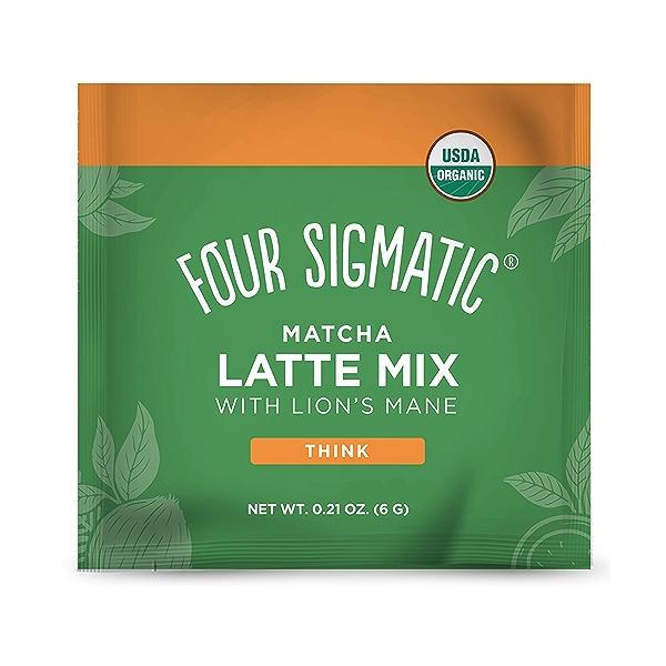 Matcha Latte, 0.21 oz 1