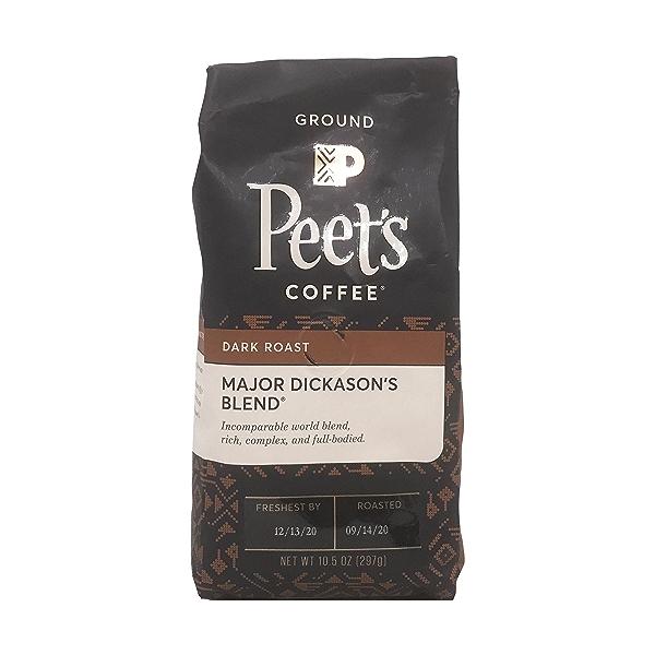 Major Dickasons Blend Ground Coffee, 10.5 oz 1