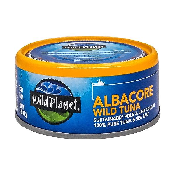Wild Albacore Tuna 1