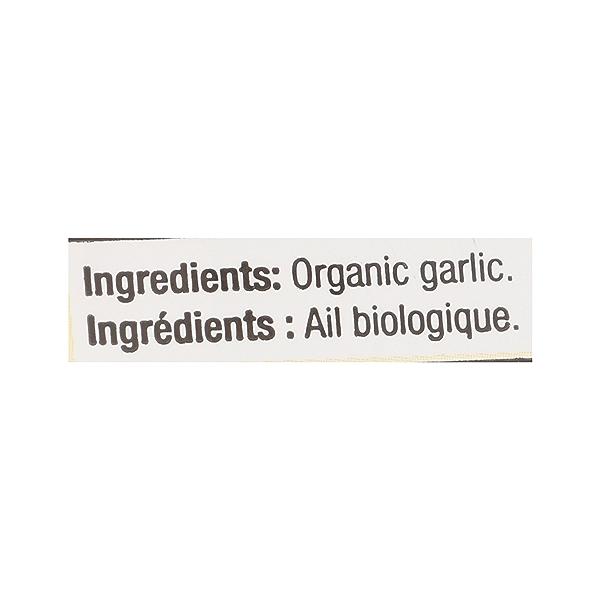 Organic Produce, Garlic 6