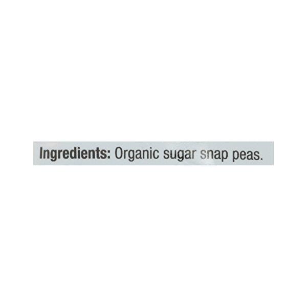 Organic Packaged Vegetables, Sugar Snap Peas 11