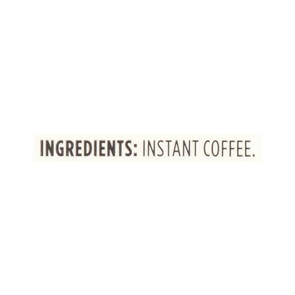 100% Arabica Beans Coffee, Instant - Vienna Roast, 3.5 oz 11